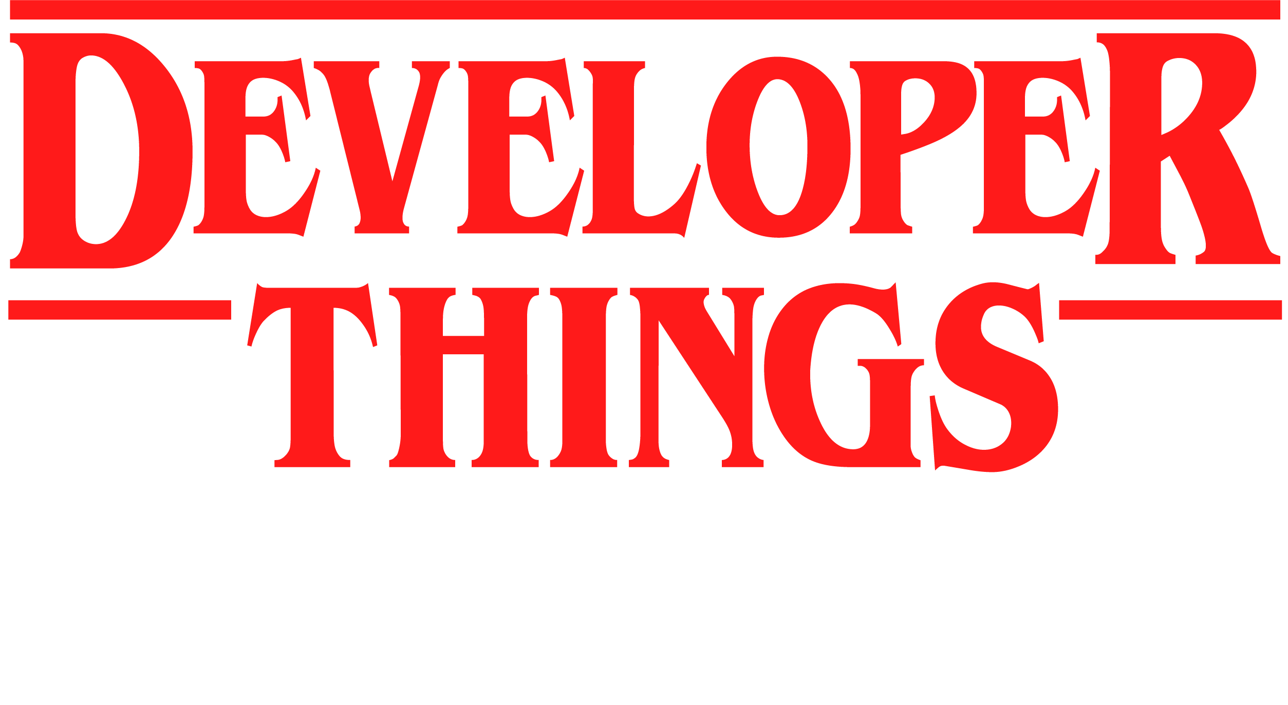 Developer Things Podcast