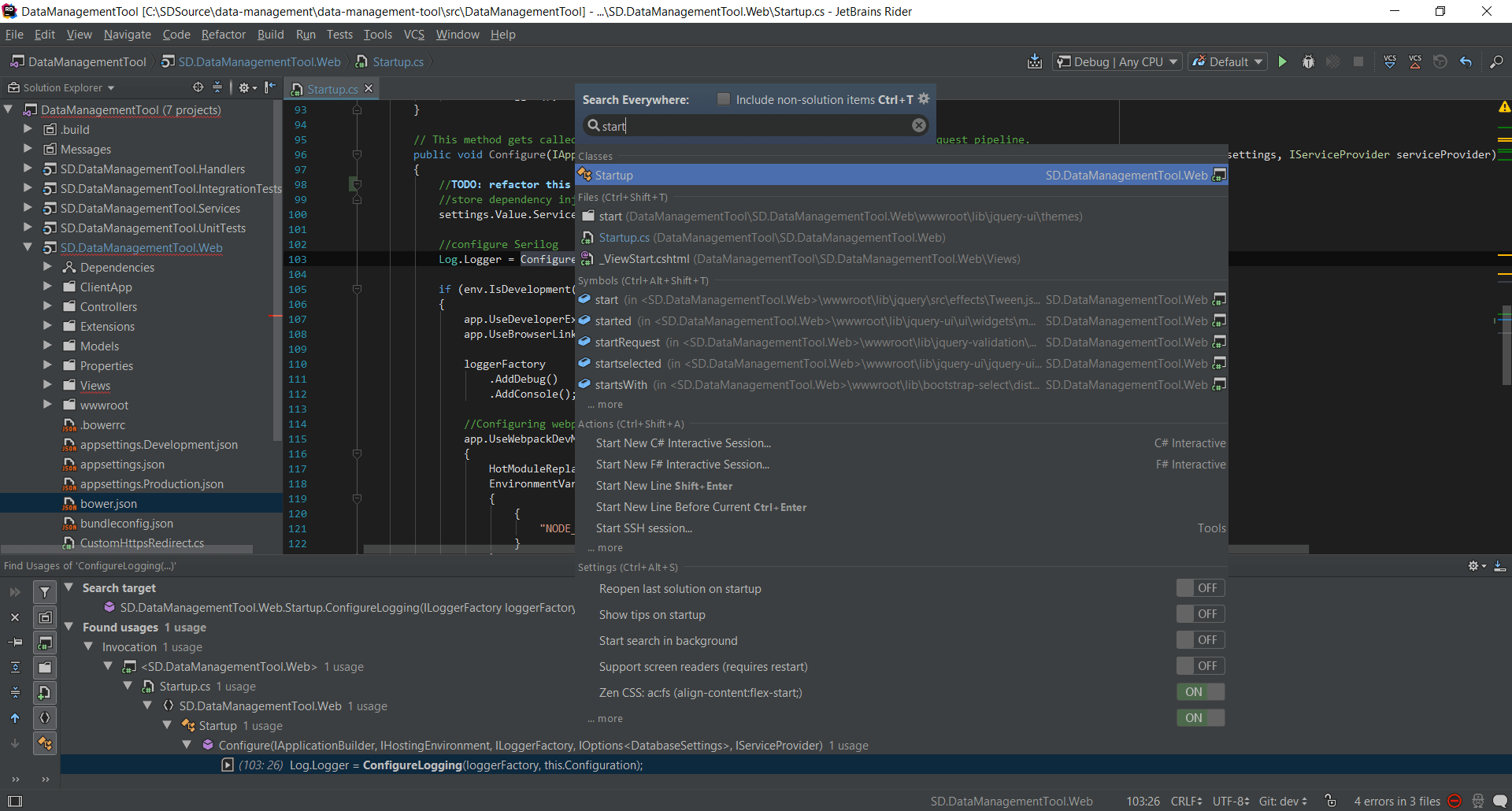 Visual Studio versus Rider: A Step-By-Step Comparison