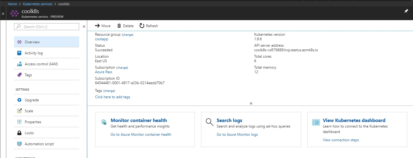 Azure Container Service (AKS): A Detailed Guide to Setting Up Your
