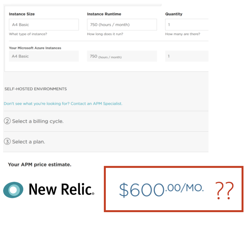 New Relic Cheaper Alternative