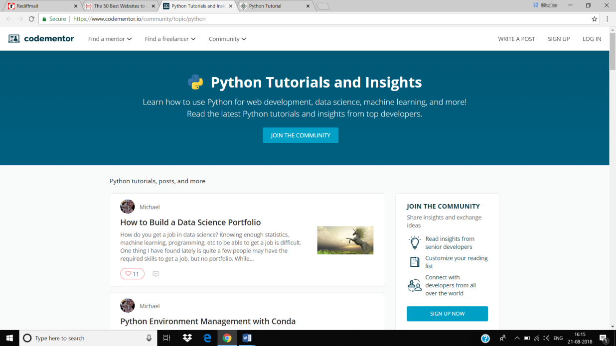 🏆 Machine learning in python tutorial point pdf | Python