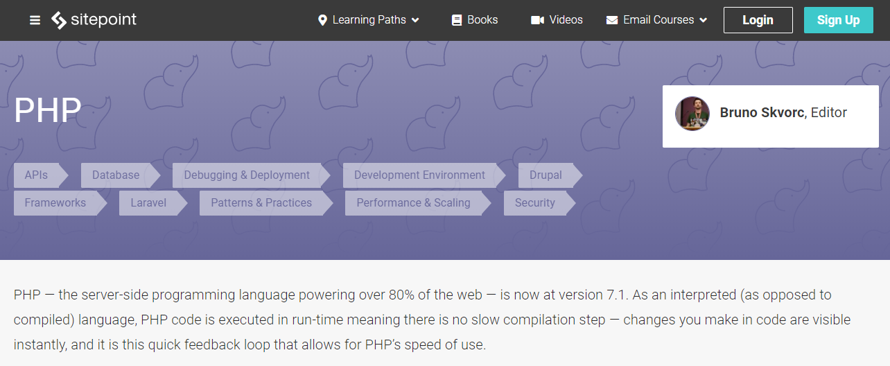 Learn PHP with the Top 25 PHP Tutorials: Resources, Websites