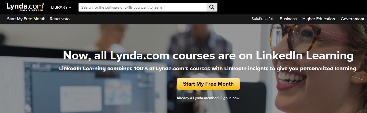 Lynda Machine Learning