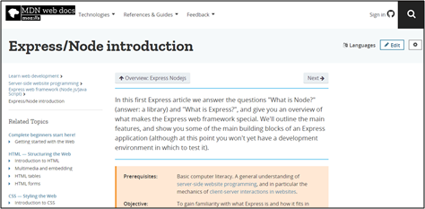 Learn Node.js: Tutorials for Programmers of All Levels