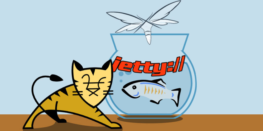 Top Java Application Servers: Tomcat vs  Jetty vs  GlassFish