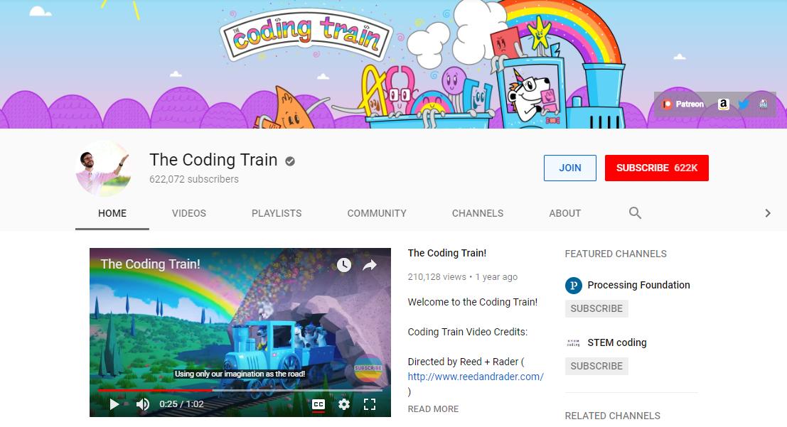 The Coding Train