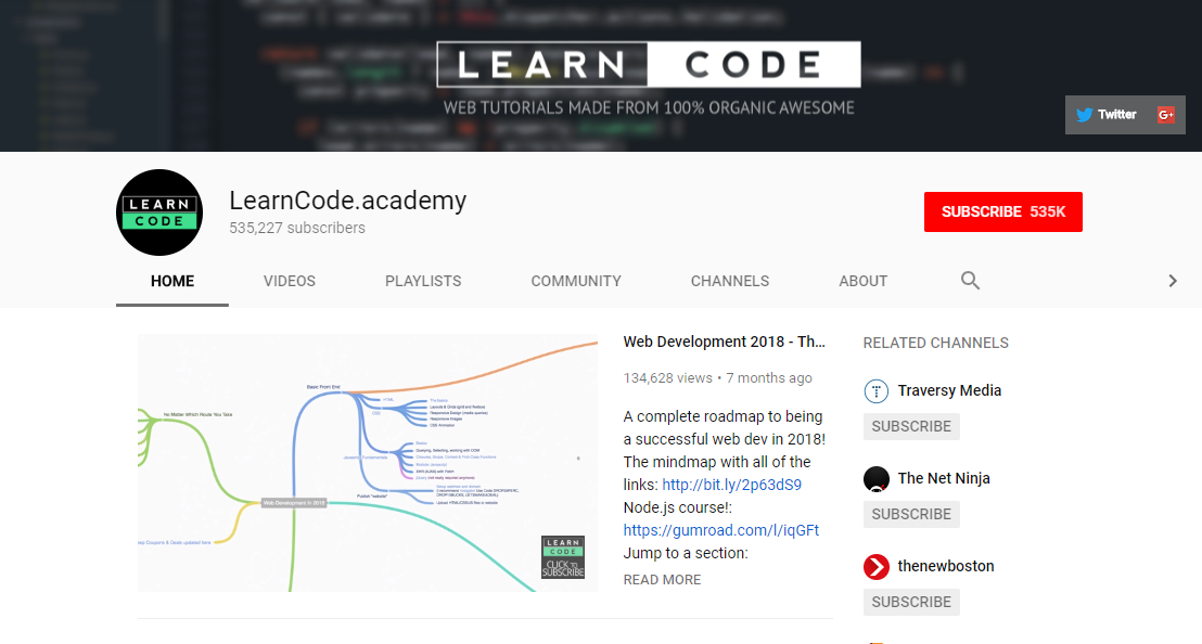 Best Node js Blogs and YouTube Channels