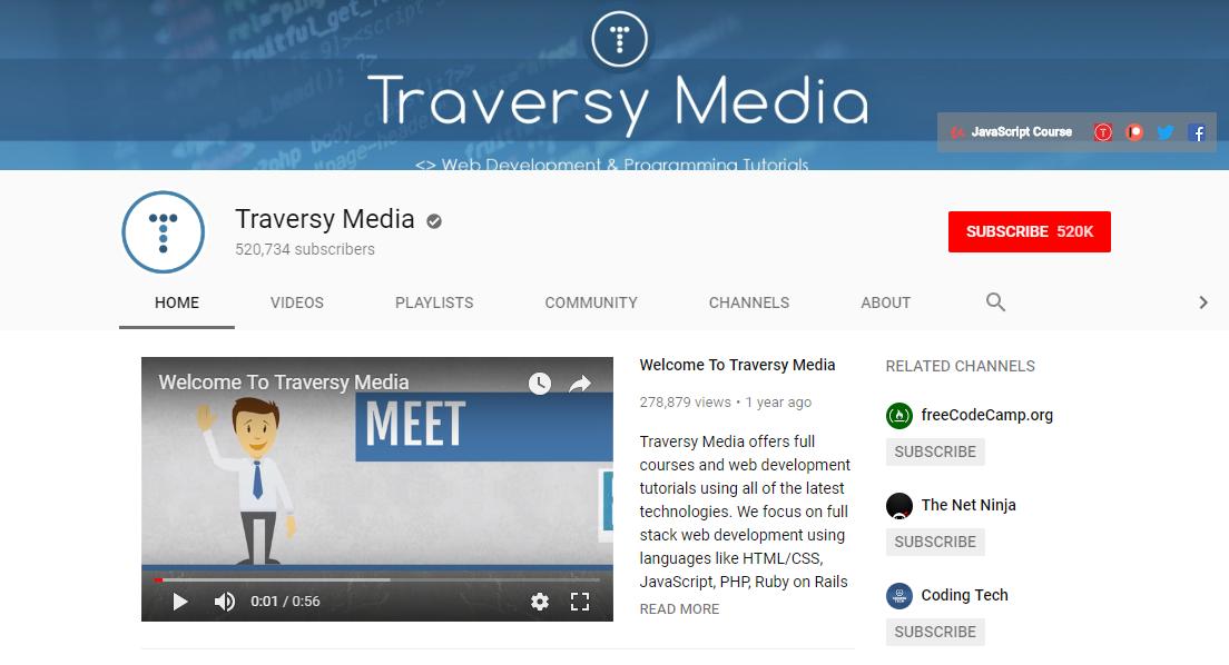 Traversy Media