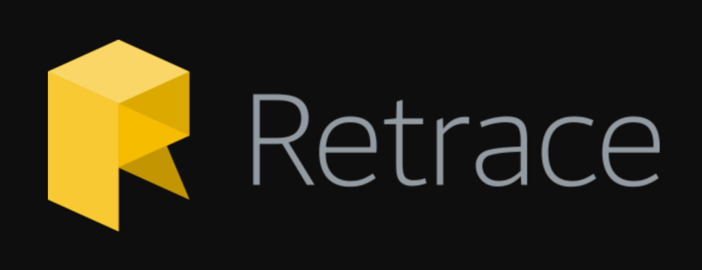 Retrace APM logo