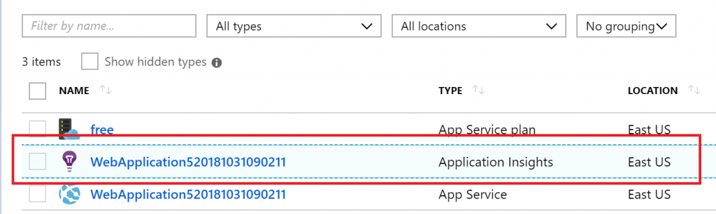 Removing Application Insights from your application in Azure