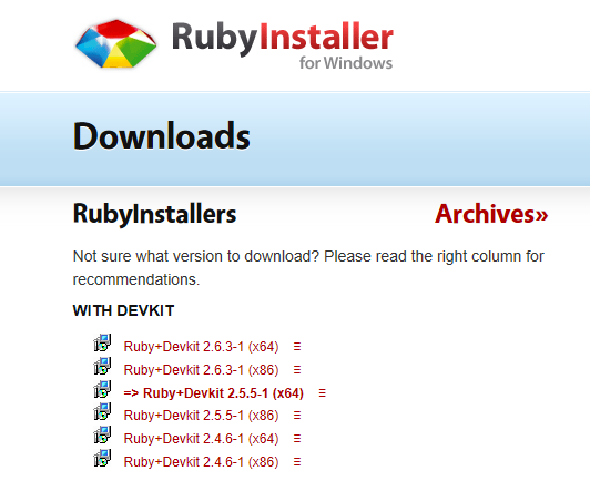 Install Ruby on Windows: Everything You Need to Get Going