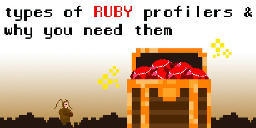 ruby profilers