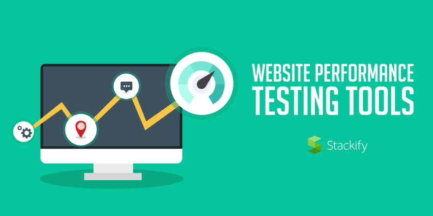 website performance testing tool