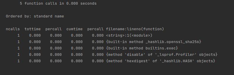 How To Optimize Python Code