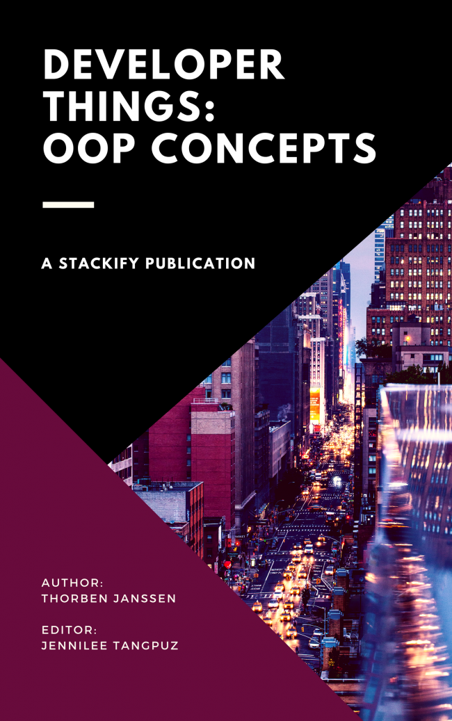 OOP Concept Guide Cover